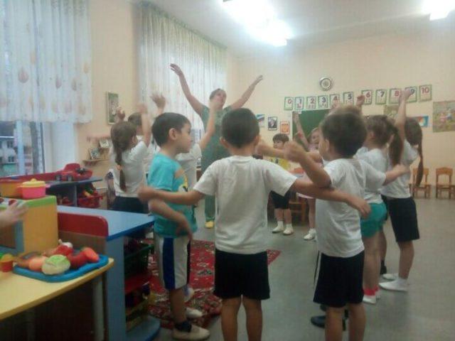 Игра Детский сад 1